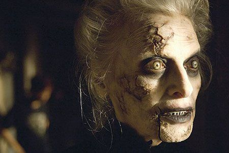 scary old lady - Google-søk