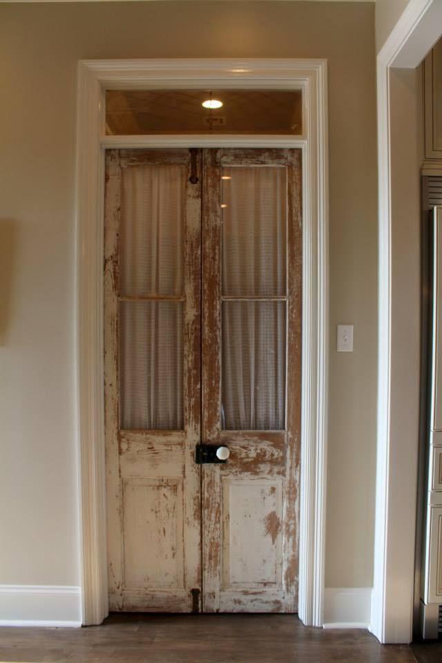 44 Best Pantry Door Ideas Images On Pinterest Sliding