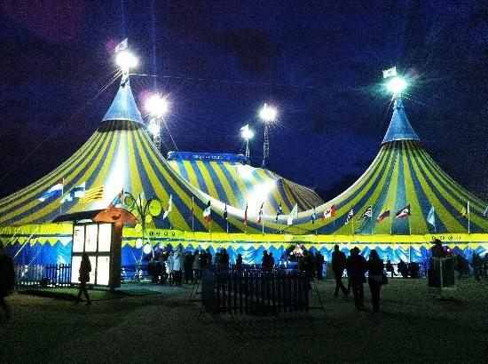 Amaluna- Cirque Du Soleil toronto