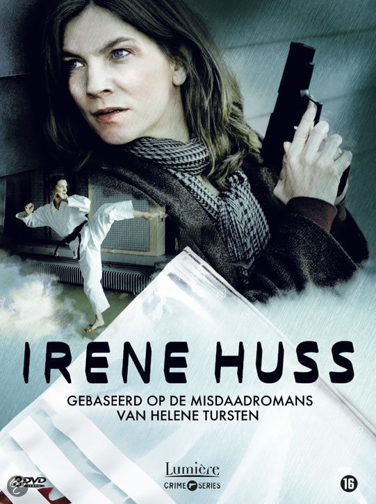 Irene Huss. Swedish TV series based on the novels written by Helene Tursten.