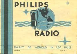 oude reclame philips