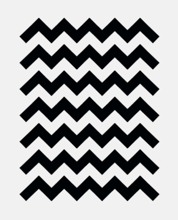 CHEVRON STENCIL ZIG ZAG STENCILS TEMPLATE CRAFT BRAND NEW