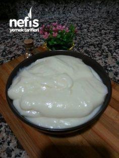 Pasta Muhallebisi (çok Amaçlı)