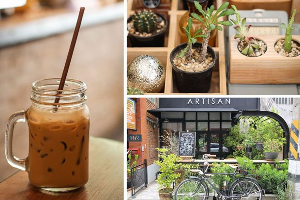 Best Cafes in Chiang Mai - Artisan Cafe