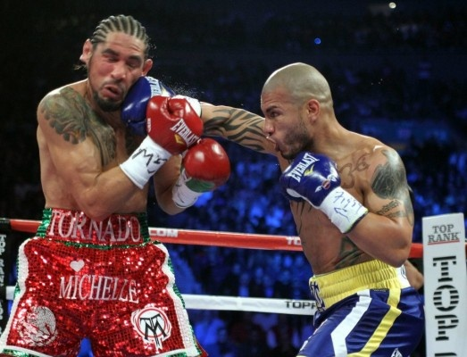 Miguel Cotto vs Antonio Margarito II,  loved Cotto's performance in this fight!!!!!!