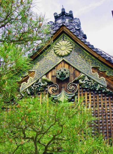 Kyoto : Nijo-jô, le château au parquet chantant | #Voyage #Travel #Japon