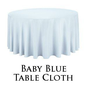 Utah Chair Rental - Table Linen Rentals, Wedding Linen Rentals, Linen Rental Companies, Table Cloth Rentals Utah 120 round $6.50