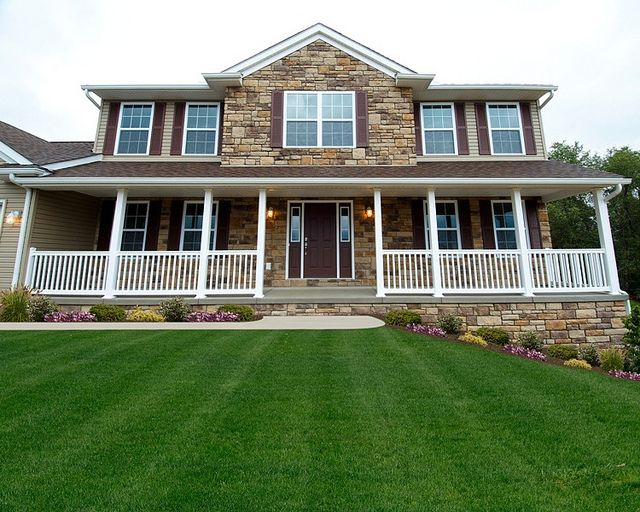 39 best siding ideas images on pinterest house exteriors Houses with stone facade