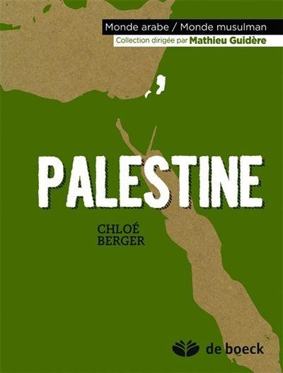 Alors que le monde arabe et musulman est en pleine mutation depuis les printemps arabes de 2011, l'ouvrage permet de redécouvrir la Palestine à travers son histoire, sa société, sa politique, son économie et sa culture. Cote: DS 119.7 B47 2014