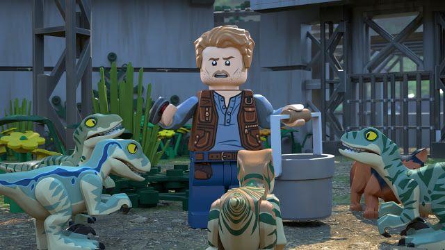 Nickelodeon Australia New Zealand To Premiere Lego Jurassic World Legend Of Isla Nublar Soon Lego Jurassic World Jurassic World Lego Jurassic