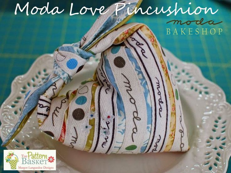 Pin Cushions Patterns Free Pincushion Tutorial