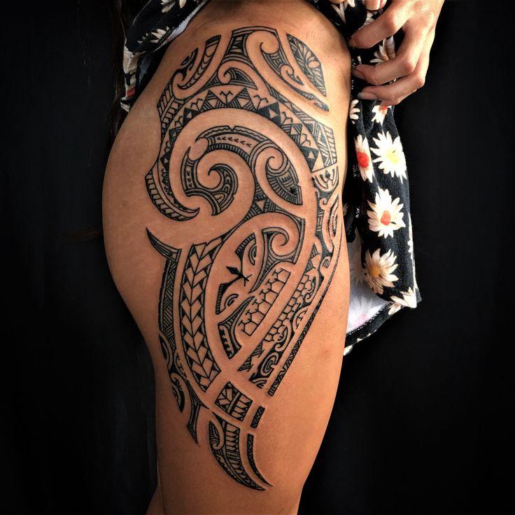 100 besten Tribal Tattoos und Designs für Männer und Frauen – Millions Grace #tribalta …