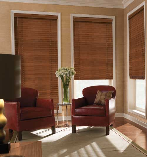 Levolor Premium 2 Wood Blinds Wooden