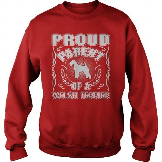 PROUD PARENT WELSH TERRIER CUTE TSHIRTS CREW SWEATSHIRTS T-SHIRTS, HOODIES ( ==►►Click To Shopping Now) #proud #parent #welsh #terrier #cute #tshirts #crew #sweatshirts #Dogfashion #Dogs #Dog #SunfrogTshirts #Sunfrogshirts #shirts #tshirt #hoodie #sweatshirt #fashion #style