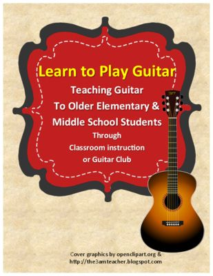99 Best Teach Guitar Images On Pinterest Music Guitars And