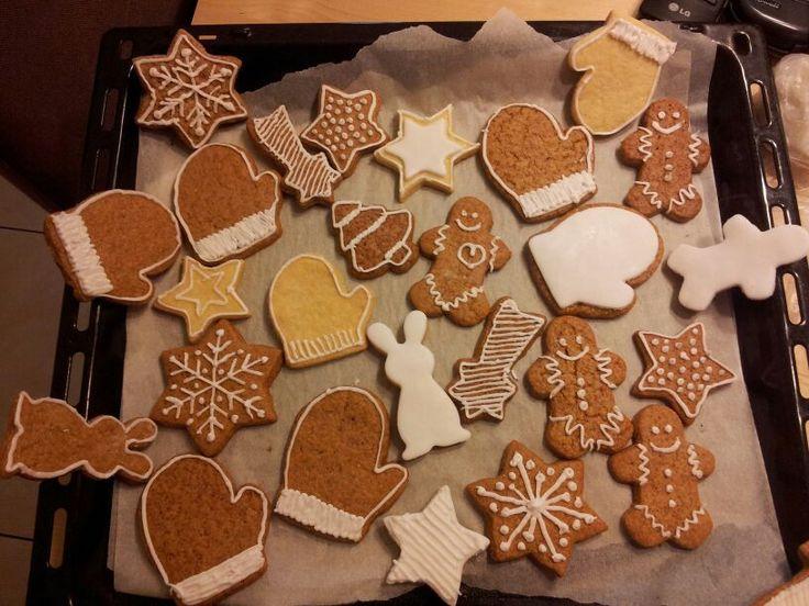 un dolce regalo di Natale per le persone che amo...