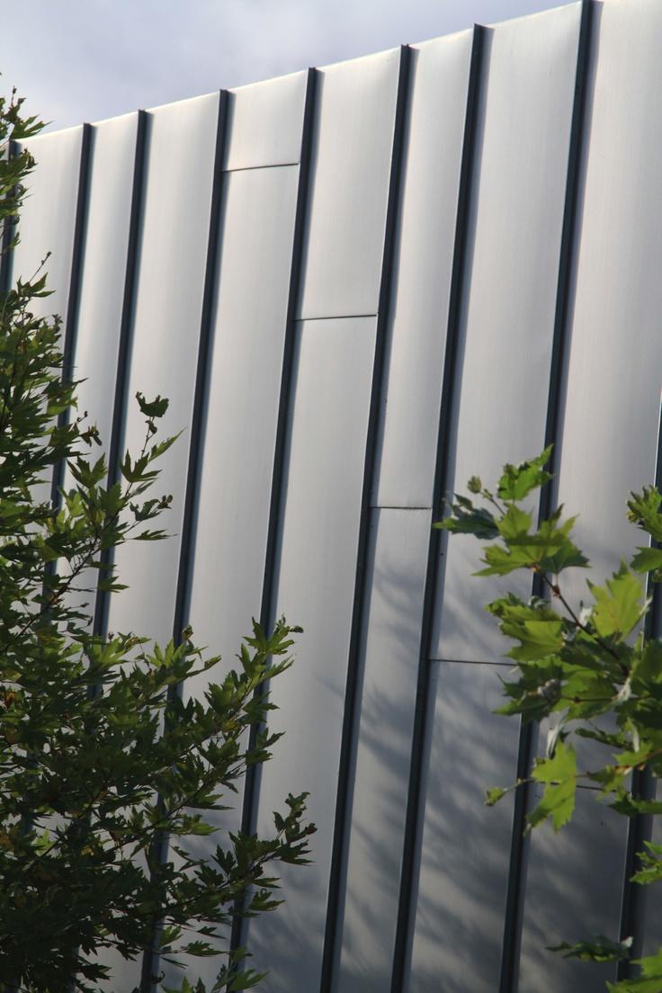 Facade detail  - Belconnen Community Arts Centre