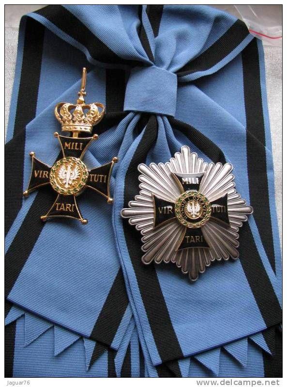 Order of Military Virtue of Poland - Grand Cross  ☳        https://de.pinterest.com/dava64/%D0%B7%D0%BD%D0%B0%D0%BA%D0%B8-%D0%BE%D1%82%D0%BB%D0%B8%D1%87%D0%B8%D1%8F/