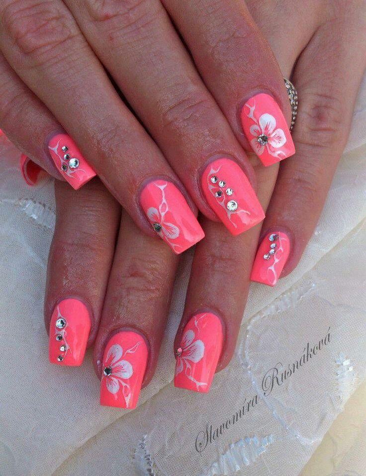 15 besten pink nails bilder auf pinterest pinke n gel nagelkunst und arbeitsn gel. Black Bedroom Furniture Sets. Home Design Ideas