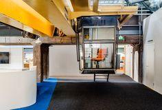 Штаб-квартира Amer Sports в Хельсинки - OfficeNext