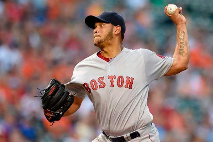 Eduardo Rodríguez entró a la lista de lesionados con Boston #Beisbol #Deportes