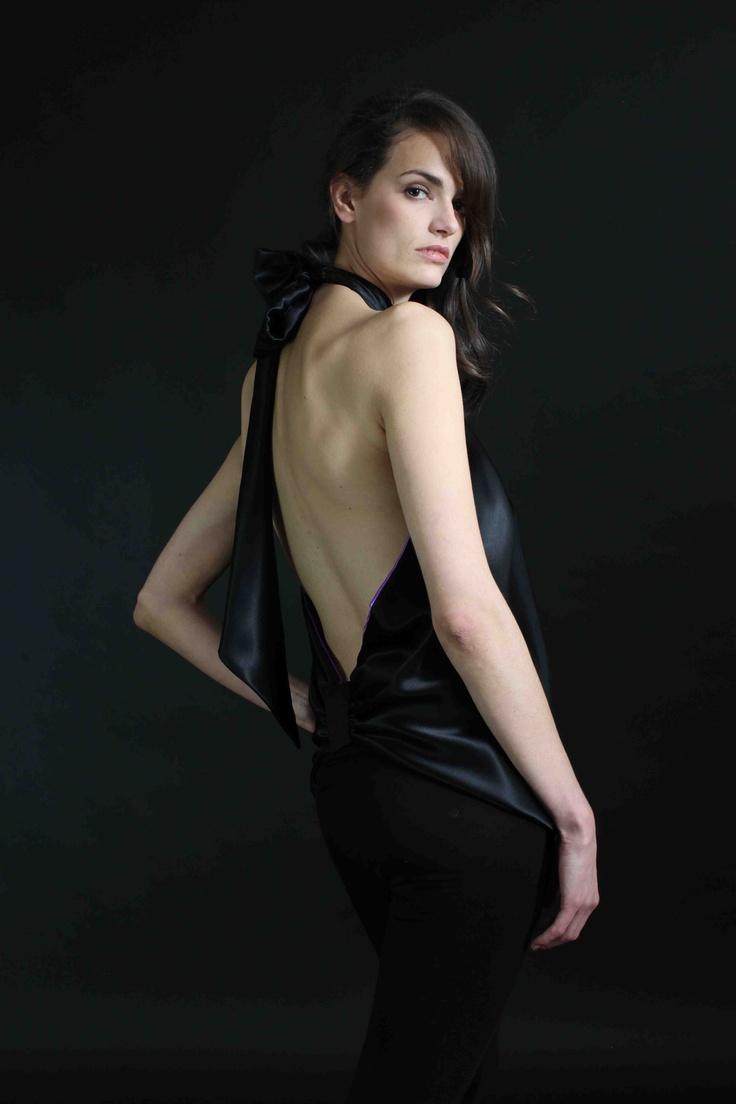 Top by Clara Waldburg Couture