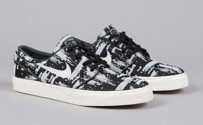 "Nike SB Stefan Janoski EXP ""Black & Ivory"" - EU Kicks: Sneaker Magazine"