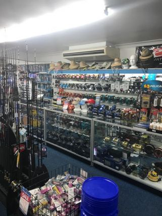 Tackle World Rockhampton Fishing Tackle & Marine Chandlery For Sale in Park Avenue QLD - BusinessForSale.com.au