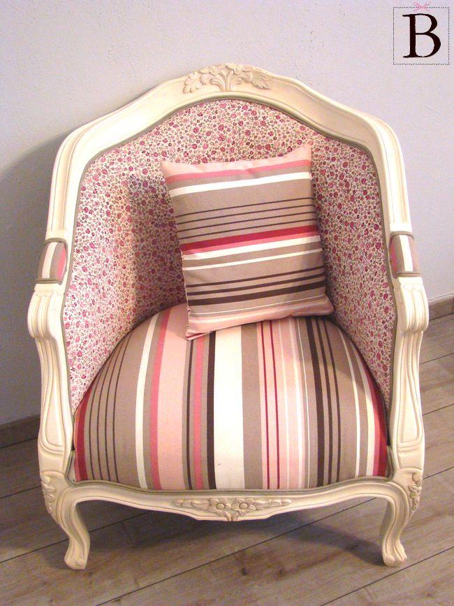 25 melhores ideias sobre fauteuil cabriolet no pinterest fauteuil voltaire - Fauteuil de princesse ...