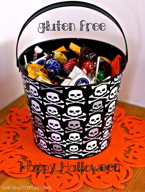33 best gluten free halloween images on pinterest halloween sewsweetvintage and gluten free halloween candy negle Image collections