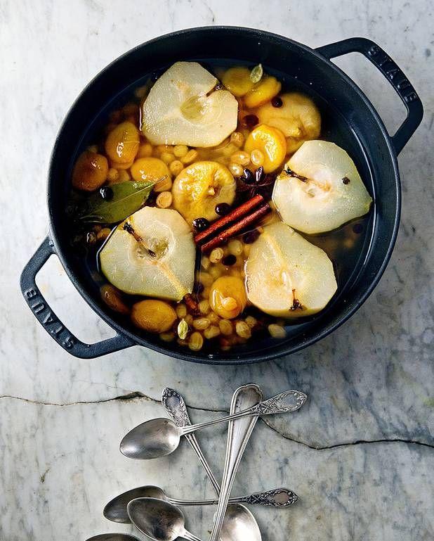 Soupe aux fruits d'hiver de Mimi Thorisson pour 4 personnes - Recettes Elle à Table