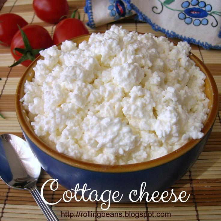 Come fare il cottage cheese (fiocchi di latte) Homemade cottage cheese #formaggio #autoproduzione #faidate come fare il formaggio in casa