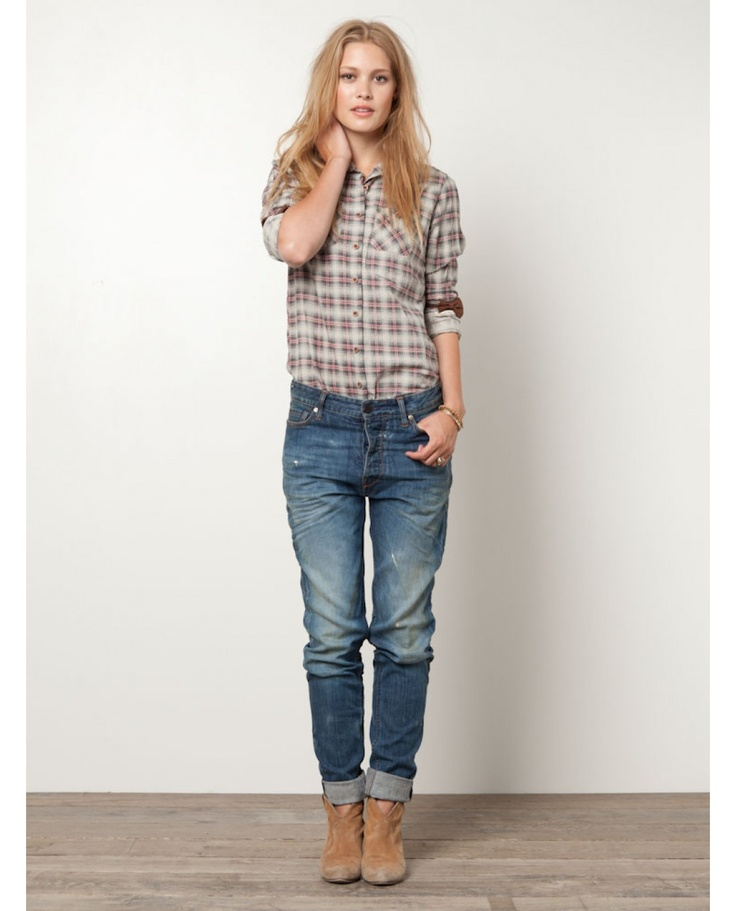 naoyo loose fit tapered leg luce luminosa baggy borrowed jeans maison scotch style. Black Bedroom Furniture Sets. Home Design Ideas