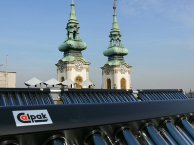 Εγκατάσταση Calpak Vacuum στην Ουγγαρία