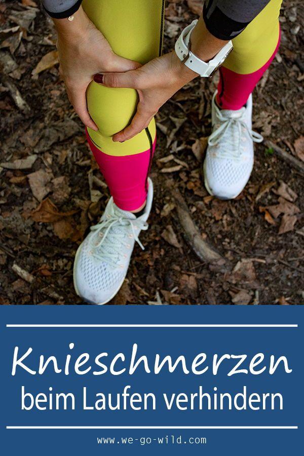 Knieschmerzen beim Laufen: Das steckt dahinter! - WE GO..