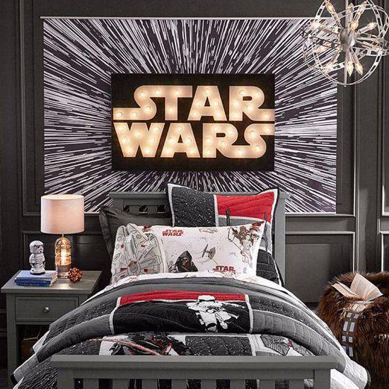 Star Wars-Themed Kids' Bedroom