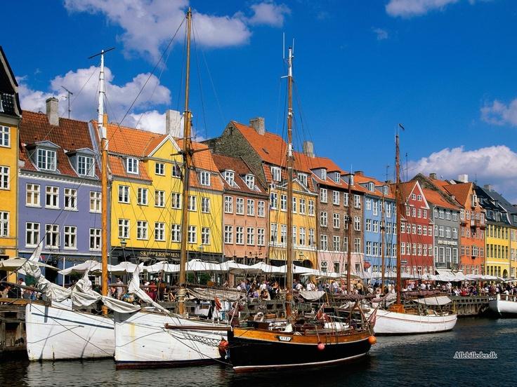 København - many many times