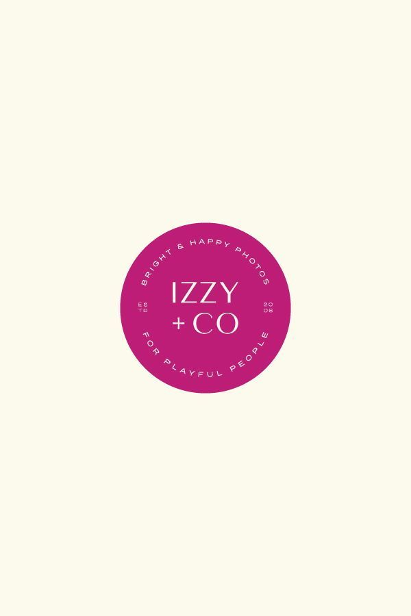 This Logo And Branding Was Crafted For Izzy Co A Local Athens Georgia Photographer Iz Branding Website Design Boutique Graphic Design Branding Design Logo