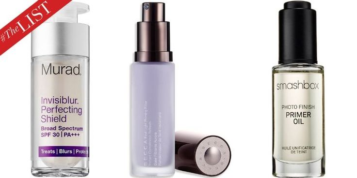 MAKEUP PRIMERS FOR EVERY SKIN CONCERN