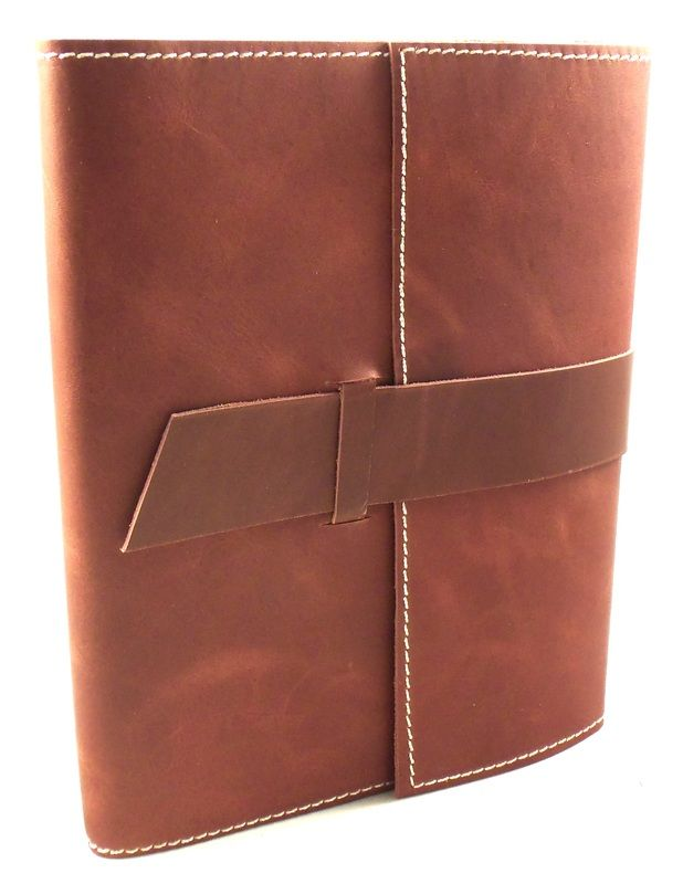 Refillable Leather Journals - Handmade Leather Journals, Notebooks, and Photo Albums by Rustic Ridge