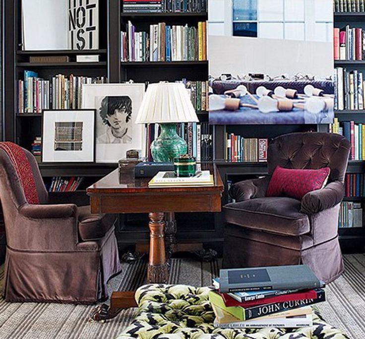 Cozy γωνιές για να απολαύσεις το διάβασμα