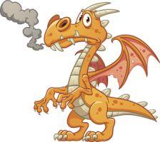Toc toc le dragon