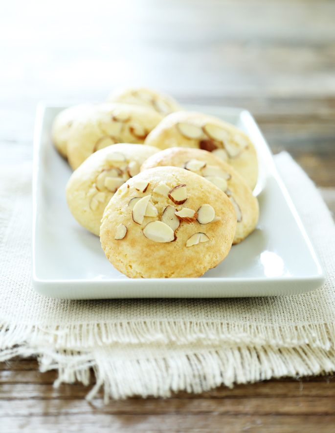 Soft Gluten Free Almond Cookies That Keep For Days   Gluten Free on a Shoestring