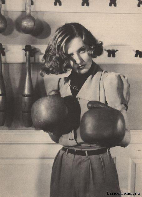 Барбара Стэнвик (1907-1990), актриса, США