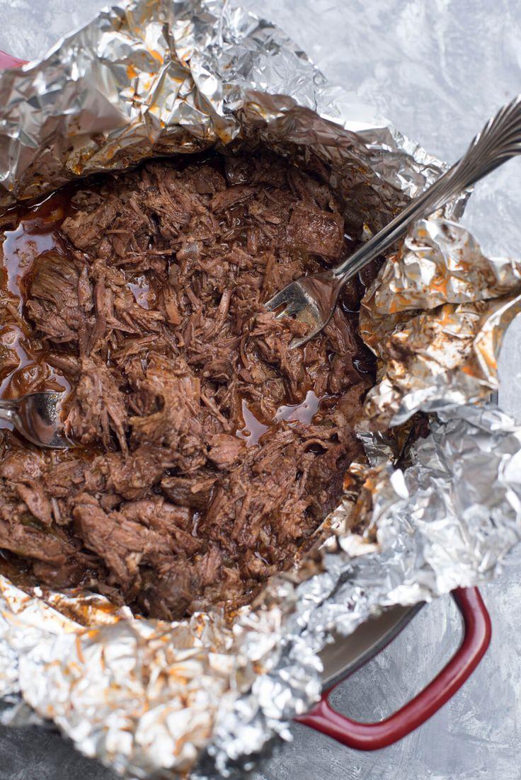 Shredded Mexican Beef ~ http://www.fromvalerieskitchen.com