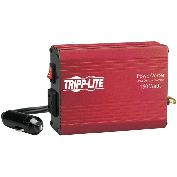 Tripp Lite 150-watt-continuous Powerverter Ultracompact Car Inverter