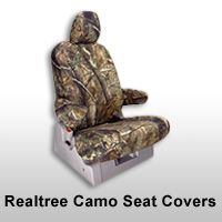 Are you looking for Camo Seat Covers?