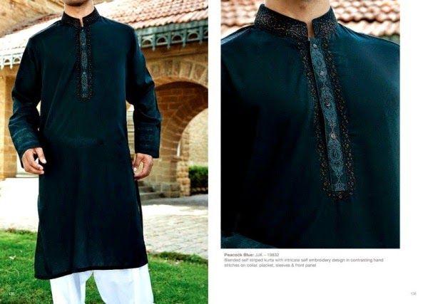 Mens Eid Collection 2014 | Junaid Jamshed Mens Dresses 2014