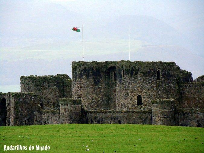 Beumaris Castle País de Gales