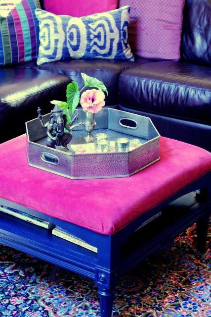 82 best DIY Ottoman images on Pinterest | Diy ottoman, Furniture and ...